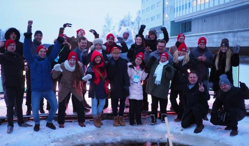 The finalists of Polar Bear Pitching have been announced