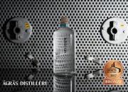Julkaisuvapaa 27.3.2017: Ägräs Distillery Gin voitti pronssia International Spirits Challenge 2017 kilpailussa