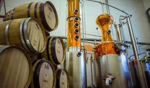 Ägräs Distilleryn joukkorahoitus ylsi huippuunsa