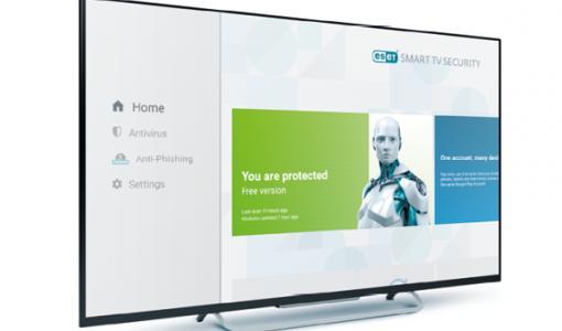 ESET lancerer ESET Smart TV Security for at beskytte smart-TV-brugere mod det stigende antal malwaretrusler
