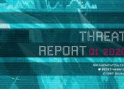 ESET issues Threat Report: Q1 2020