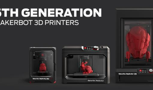 Makerbot has appointed Exertis CapTech exclusive distributorship in Nordic region
