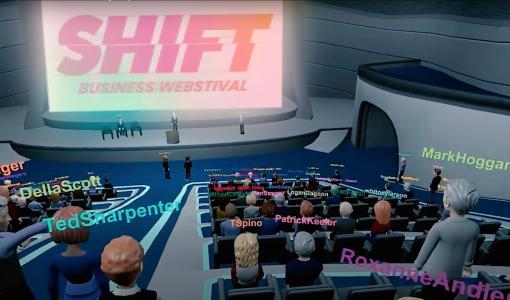 SHIFT 2020 - a virtual festival unlike any other you have experienced