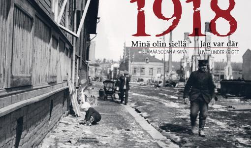 1918.sls.fi bästa digitala arkivutgåvan i Norden
