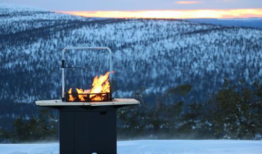 Stadiga Polar Grilli-grillar och kompakta MyPizza-pizzaugnar från Lappland: polarshop.fi/eu