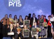 Här är vinnarna av Framtidens Musikpris