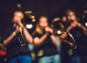Orkestern Bredbandet från Kungsbacka åker på musikernas egen festival MusikRUM