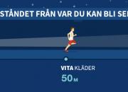 Endast en tredjedel av svenskarna bär reflex när de går ut efter mörkrets inbrott