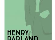 Ny bok: Från tonårens mardrömmar till regnet i Kaunas. Henry Parlands samtliga prosa utkommer