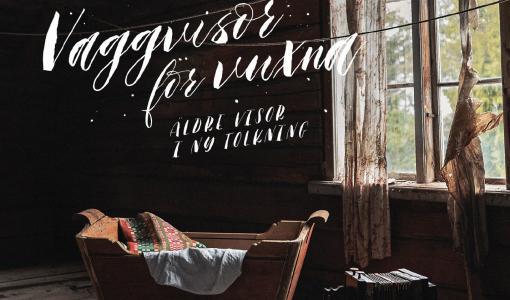 Lena Granback med musiker vyssjar vuxna till ro på ny skiva