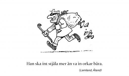 SLS publicerar 19 000 finlandssvenska ordspråk på webben