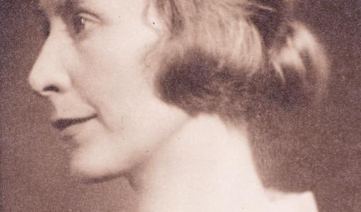SLS ger ut modernisten Kerstin Söderholms författarskap digitalt