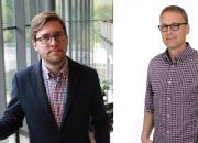 Forskarna Fredrik Nilsson och Mattias Pirholt invalda i Svenska litteratursällskapets vetenskapliga råd