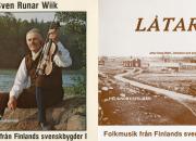 Två finlandssvenska folkmusikpärlor nu tillgängliga på nätet