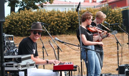 SLS/Finlands svenska folkmusikinstitut ger ut The Hobs skiva år 2020
