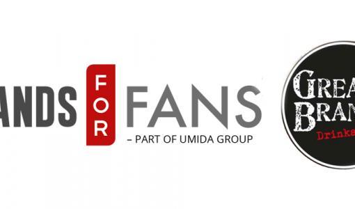 Brands For Fans och Great Brands ingår samarbete