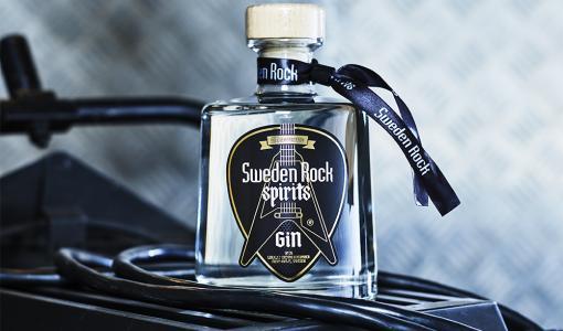 Sweden Rock lanserar gin – med gurka från Norje