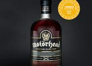 Motörhead Premium Dark Rum har vunnit GULD i prestigefylld tävling