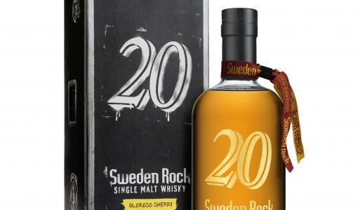 Sweden Rock Festival lanserar elegant whisky i unik förpackning