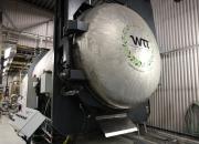 Världsunik brandimpregneringsanläggning nu driftsatt i Västerås
