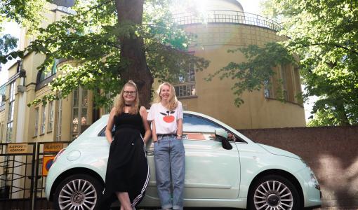 """Nu kan du bli delägare av den Finska """"Airbnb för bilar"""", Blox Car"""