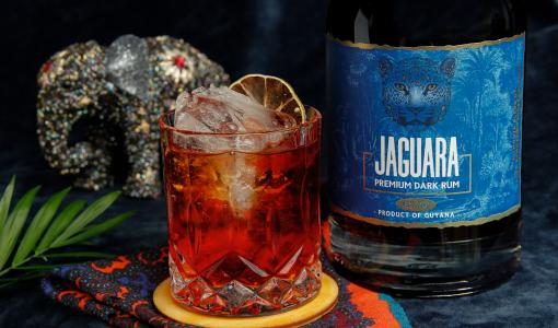Medalj till Jaguara Premium Dark Rum vid International Wine and Spirit Competition