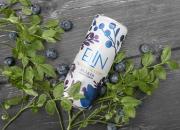Elin Ekologisk Cider Blåbär & Svarta Vinbär – en ny svensk cider i helt nytt format