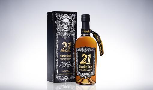 Sweden Rock lanserar årets whisky i nytt samarbete och med nytt utförande