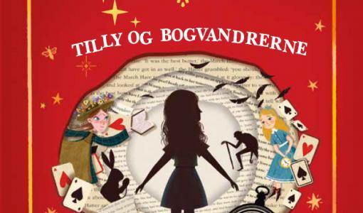 Nyhed på vej fra HarperCollins: DEN MAGISKE BOGHANDEL af Anna James