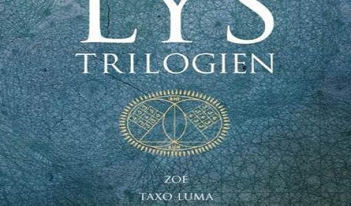 Nyhed på vej fra HarperCollins: LYSTRILOGIEN af Lars Muhl