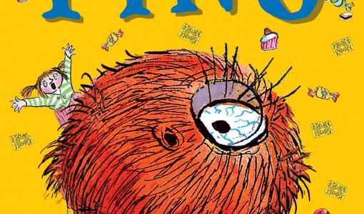 Nyhed på vej fra HarperCollins: FING af David Walliams