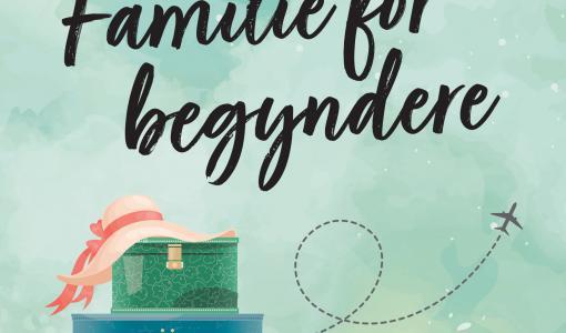 Udkommer i dag: FAMILIE FOR BEGYNDERE af Sarah Morgan