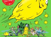 Nyhed på vej fra HarperCollins: SLIM af David Walliams