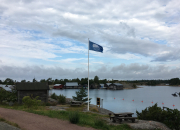 Kuudelle vierasvenesatamalle Ahvenanmaalla myönnettiin Blue Flag -ympäristösertifikaatti - sertifioituja satamia Ahvenanmaalla jo yhteensä yksitoista
