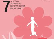 Fjärde delen i succéserien Föräldramagi av Hedvig Montgomery – Självkänslans tid 6–13 år