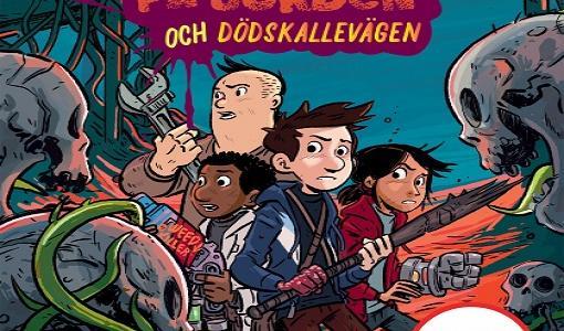 Serien som sålt 5 miljoner böcker – nu kommer sjätte fristående delen i monstersuccén De sista barnen på jorden – för barn i åldern 9–12 år!