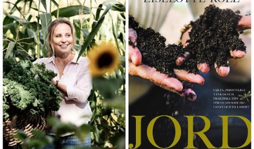 JORD av Liselotte Roll nominerad till Årets trädgårdsbok