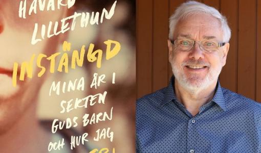 Efter 40 år av hjärntvätt – nu talar den tidigare sektmedlemmen ut i ny bok och besöker samtidigt Sverige!