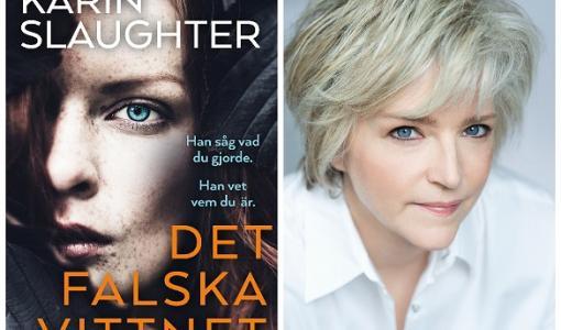 Netflix-aktuella Karin Slaughter skildrar pandemin i ny thriller