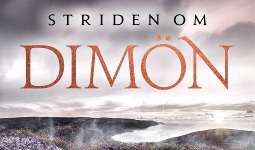 """Mariette Lindsteins verklighetsbaserade sekt-thriller """"Striden om Dimön"""" – ute nu!"""