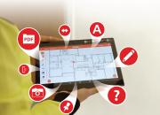 En digital innovation inom byggindustrin som gör penna och papper överflödiga