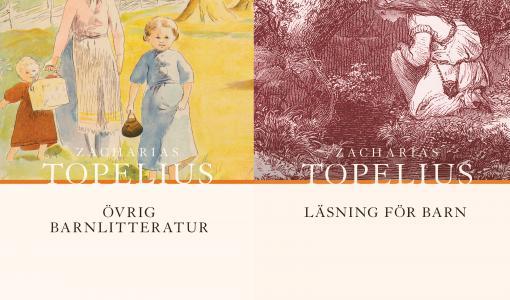 Barnbokspionjären Topelius läsning för barn ges ut digitalt