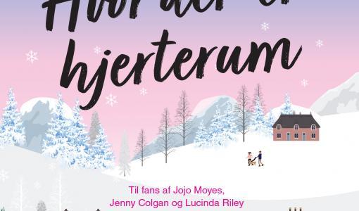 Nyhed på vej fra HarperCollins: HVOR DER ER HJERTERUM af Sarah Morgan