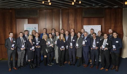 Liana Technologies går till EBA-finalen - har utsetts till nationell vinnare för Finland i sin tävlingskategori