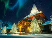 Want to meet Santa Claus? Now you can travel to Rovaniemi, Lapland, in virtual reality