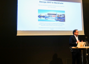 Eficode öppnar nytt kontor i Stockholm och A.P. Møllers DevOps-chef Chris Gargiulo går över till stort finskt programföretag som ska utöka sin verksamhet till hela Skandinavien